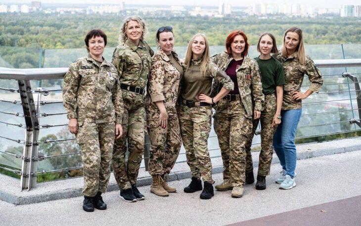 Жіночий ветеранський рух: війна зробила їх видимими