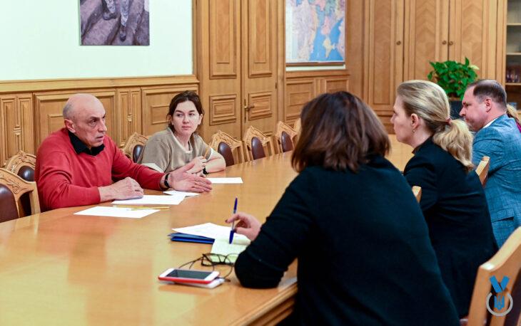 Мінветеранів ініціює створення Інституції ветеранського Омбудсмена.